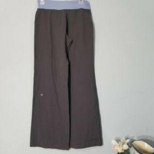 LULULEMON|Athletic Yoga Pants Size 2-4? Gray/Lilac